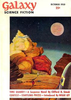 vintage sci-fi magazines | How Galaxy Magazine Saved Robert Silverberg from a Life of Smoking