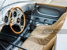 1956 Porsche 550 RS Spyder by Wendler Porsche 550, Le Mans, Period, Career, Racing, History, Running, Carrera, Historia