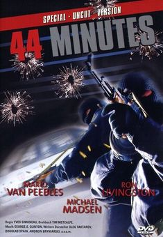 44 Minutes - Special Uncut Version DVD