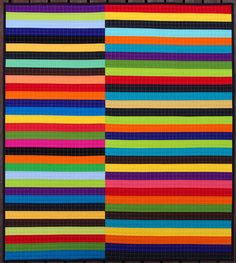 53 Quilts to Eye, Create, or Buy, including this boldly colored Crossroads Quilt