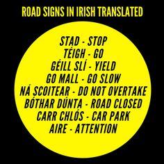 10 Best IRELAND - language images in 2019 | Ireland language, Irish
