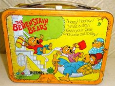 Anyone have a Berenstain Bears lunch box??