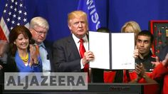 Trump signs executive order to reform H-1B visas