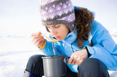 Five Great Camping Soups... perfect for winter travel, road trips or even RVing, comfort food anyone? :)