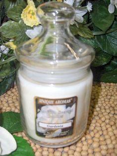 Gardenia Dye Free Soy 9.5oz - A distinct floral scent fresh from the garden