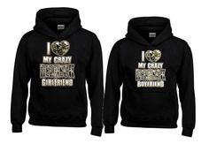 Southern Sisters Designs - Redneck Boyfriend and Girlfriend Couples Hoodies Set, $39.95 (http://www.southernsistersdesigns.com/redneck-boyfriend-and-girlfriend-couples-hoodies-set/?fullSite=1/)