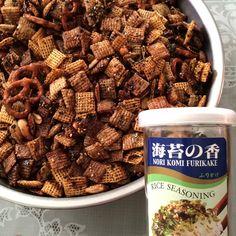 Furikake Chex Mix Recipe by yolandaeng on #kitchenbowl