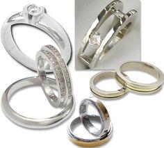 anillos matrimonio