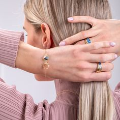 Fine jewellery for fine moments 🌹 Fine Jewelry, Jewellery, Online Boutiques, In This Moment, Jewels, Diamond, Bracelets, Gold, Accessories