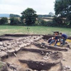 First Viking settlement in North Wales    The first firm evidence of Viking settlement in North Wales has been found on Anglesey. The settlement consists of two large Viking-type halls and a third building, dating from the 9th or 10th centuries, together with a number of unusual high-status artefacts and evidence of farming, craftwork, and trade.