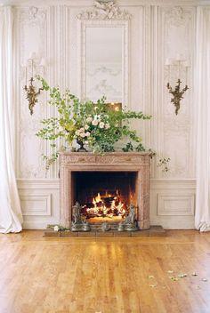 Виїзна церемонія біля каміну - це прекрасний варіант для весілля саме в холодну пору, а ще - символ тела та любові молодят... #jamwedding #виїзна_церемонія