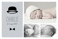 faire part naissance Dandy paysage 3 photos by Marion Bizet pour www. Baby Pictures, Baby Photos, It's A Boy Announcement, Moustache, Baby Letters, Baby Frame, Foto Baby, Baby Blocks, Inspiration For Kids