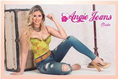 Angie Jeans, local 1034, aquí en el Centro Comercial El GranSan