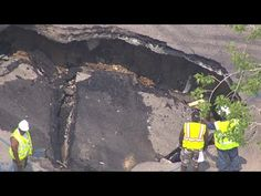 City refused to help with sinkhole. - YouTube