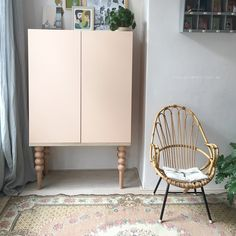 Living room love with our new pink cabinet james by june interiors tiger
