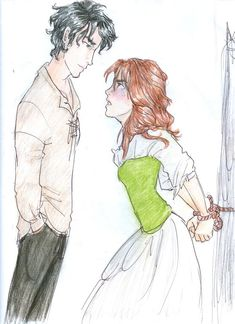 """I struggle harshly against my bonds while he just watches with a small, cold smile. I slump in defeat after a while. He bends and lifts my chin. """"Finished sweetheart?"""" He asks. ((Open for the guy. I am the girl and my name is Maia [may-UH]))"""