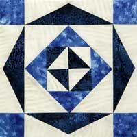 Free Block Pattern: Ooh-Rah Block 6 | Ooh-Rah | Quilters Newsletter