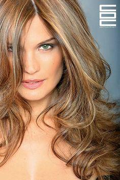 Hair Model Conseil. Hair color Degradè by Centro Degradè Conseil Italian Fashion and Beauty #hair #fashion #beauty #degrade #degradeconseil