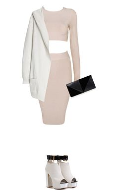 """when is summer coming?"" by camillaermitnavn ❤ liked on Polyvore featuring Posh Girl, Theory and UN United Nude"
