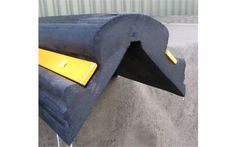 Rubber Corner Protector x 100 x 2500 mm Weight: 25 kg The Corner Protector is our most resilient corner protector. Warehouse Management, Storage Design, Safety, Environment, Corner, Wall, Security Guard, Walls, Pantry Design