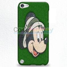 Mickey Mouse Disney Obey Ohboy Funny Humour Joke Funny iPod Touch 5 Case | casefantasy