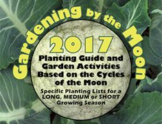 1000 Images About Moon Phase Gardening On Pinterest