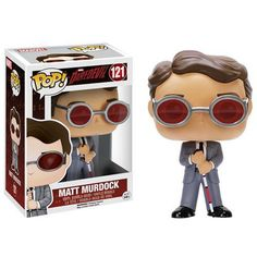 JMD Toy Store - Daredevil POP! Matt Murdock