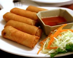 How To Make Your Own Egg Rolls