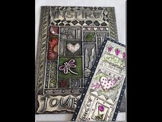 Introduction to Metal Embossing Tutorial - Elitia Hart - YouTube  (Best tutorial I have found! ~EzaBella)