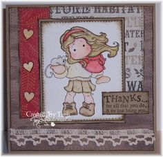Magnolia Summer Club Kit ~ Turning Leaves Collection 2012 ~ Stampin'Pipers Magnolias