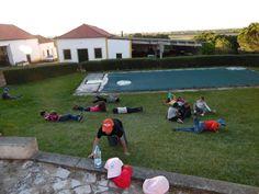 E assim está a ser a nossa Semana de Campo... Cheia de diversão e boa disposição, com o bom tempo a ajudar!  #colegioalfragide #amadora #portugal #semanadecampo2015