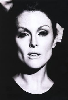 Julianne Moore photographed by Miguel Reveriego for Wonderland