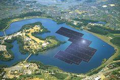 【時事 current events】 太陽光発電。敷地不足を解決する「まさかのアイデア」がついに発見される・・・ | TABI LABO