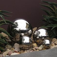 So exciting, I've wanted a set of gazing balls for YEARS and now I've found an Australian stockist