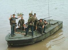 The Brown Water Navy in Vietnam