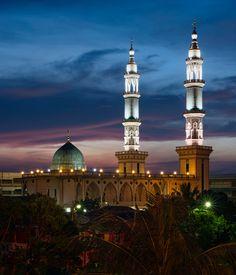 Bangkok, Thailand Masjid Al Yusror Mosque #2 (by thai-on)