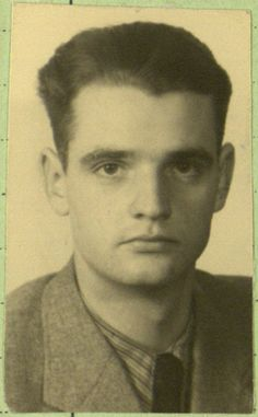 """Hans Scholl (1918-1943) was executed on 22. February 1943. His last words were: """"Long live freedom!"""""""