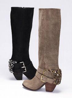 Mix Master Leather Boot - Naughty Monkey™ - Victoria's Secret