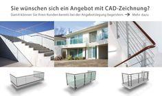 Angebot inkl. CAD Zeichnung
