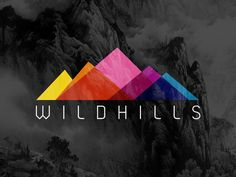 Wild Hills Logo by Dave Hornsby in 50 Creative Logos for Inspiration