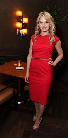Jennifer Morrison Fashion and Style - Jennifer Morrison Dress, Clothes, Hairstyle - Page 6