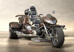 Modellen overzicht BOOM Trikes