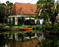 Olanda - case di Edam