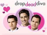 Drop Dead Diva on Lifetime  GREYSON <333