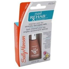 Sally Hansen 41054 Nail Rehab >>> Learn more by visiting the image link. (This is an affiliate link and I receive a commission for the sales) #FootHandNailCare