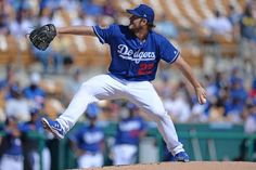 2. CLAYTON KERSHAW - SP - LOS ANGELES DODGERS  One of the best to ever do it. Don't let Kershaw's injury last year take away from what was one of the most dominant stretches from a starting pitcher in recent baseball history — he made 21 starts and posted a 1.69 ERA with a 1.80 FIP. This guy is not on the same level as everyone else..  -  25 best players entering the 2017 MLB season