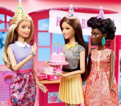 Build Your Style Squad | Barbie