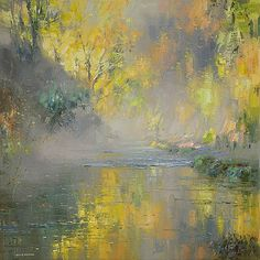 Rex Preston - Autumn Golds, Beresford Dale