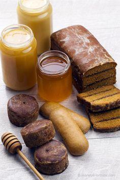Le miel et le pain d'épices de Dijon, les les nonnettes de Dijon