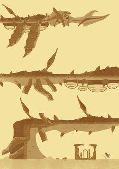 JAMES GILLEARD: SHADOW OF THE COLOSSUS - PHALANX